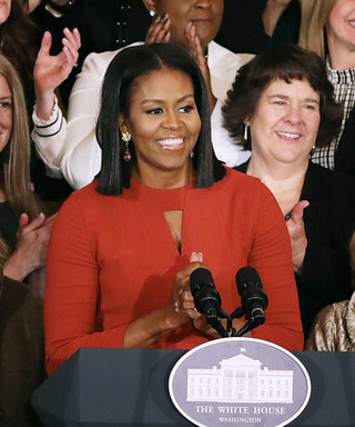 Try Not to Tear Up Watching FLOTUS's Emotional Final Speech