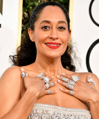 Tracee Ellis Ross Stuns Us with Her Fistful of Diamonds