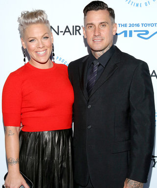 """Pink Writes a Heart-Melting Anniversary Note to Her """"Care Bear"""""""