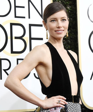 The Raciest Fashion Trend of the 2017 Golden Globes