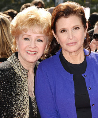 Golden Globes Pays Tribute to Debbie Reynolds, Carrie Fisher