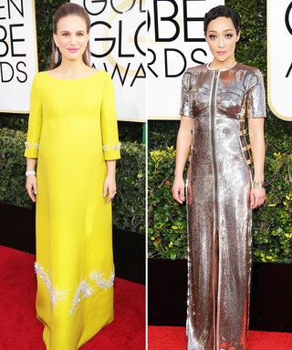 All the Glamorous 2017 Golden Globes Red Carpet Arrivals