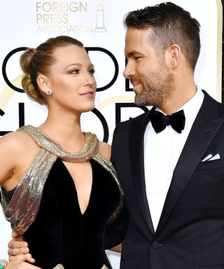 There Was a Lot of PDA on the 2017 Globes Red Carpet