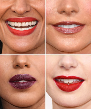 Shop the Exact Lipsticks from the 2017 Golden Globes Red Carpet