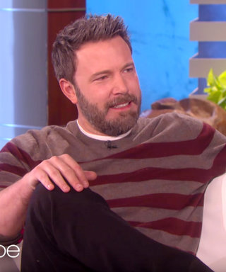 "Ben Affleck Thinks Taylor Swift Is a ""Great Role Model"""