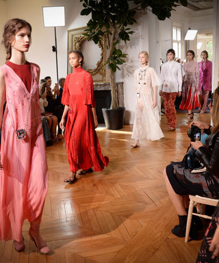 Livestream the Valentino Pre-Fall 2017 Show Here Today