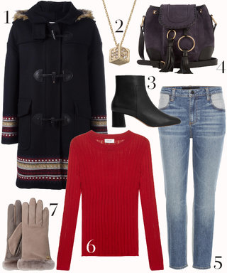 Break Out of Your Winter Wear Rut with This Super Chic Outfit