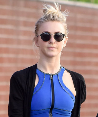 No Sweat! What Chic Celebrities Wear to the Gym