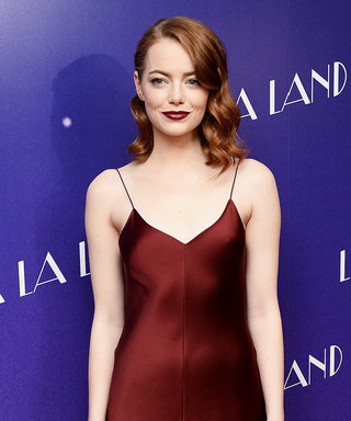 This Might Be Emma Stone's Sexiest Look Yet