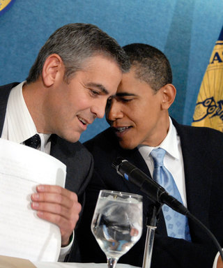 George Clooney Shared His Most Touching Memory of President Obama