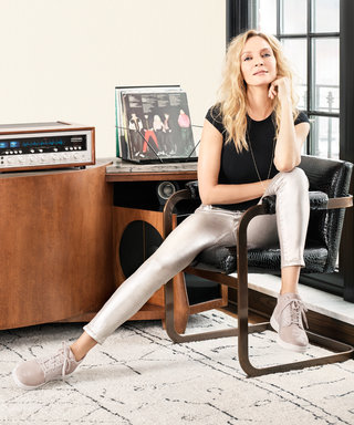 Uma Thurman Stars in FitFlop's Campaign