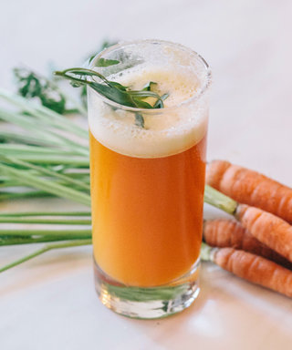 A Healthy Juice-Based Cocktail That Won't Break Your Resolution