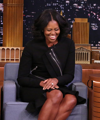 A Thank You Note to FLOTUS's Dress