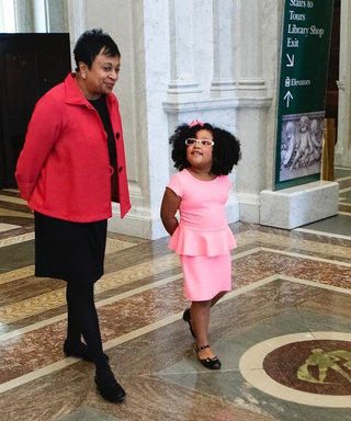 Meet Daliyah, the 4-Year-Old Girl Who Has Read More Books Than You