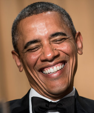 """Barack Obama Has """"One Last Dad Joke"""" as President—and It's Hilarious"""