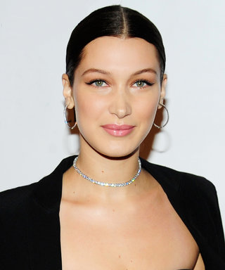 "Bella Hadid Sends ""Love and Light"" with the Raciest of Selfies"
