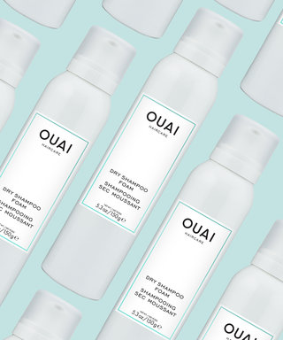 Ouai's New Dry Shampoo Is a Foam Party for Your Hair