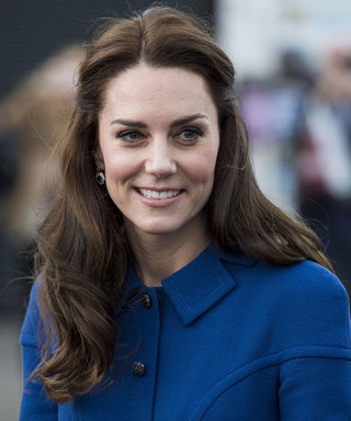 Check Out This Photo of Kate Middleton as a Child Model
