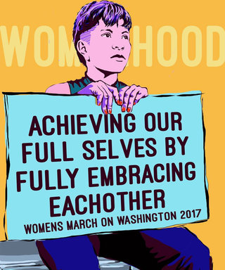 An Afternoon with the Badass Women Behind the Women's March