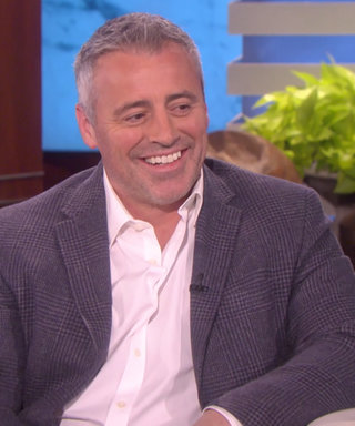 Matt LeBlanc Was Jealous of His Daughters' Kisses from Prince Harry