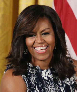 "First Lady Michelle Obama Thanks Us for the ""Greatest Gift of All"""