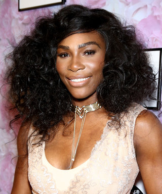 "Serena Williams Gushes Over Fiancé, ""Feels Good"" About Engagement"