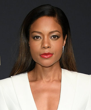 Naomie Harris Shows Us How to Wear a Black-Tie Kimono