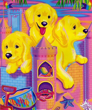 This Lisa Frank Movie Will Make All Your Rainbow Dreams a Reality