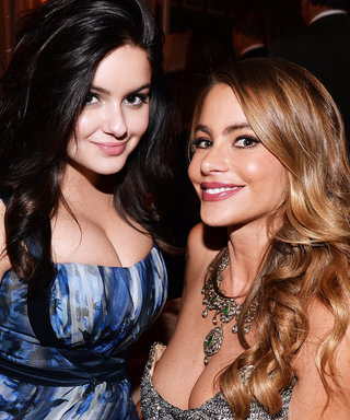 "When Ariel Winter's Body ""Changed Drastically,"" Sofía Vergara Was There"