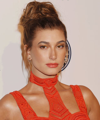 Hailey Baldwin Makes the Most of a Rare Rainy Day in L.A.