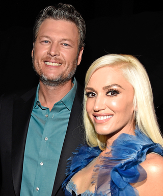 Gwen Stefani's Instagrams With Blake Shelton Are the Stuff of Thanksgiving Dreams