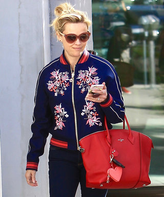 Reese Witherspoon's Sporty Style Swap