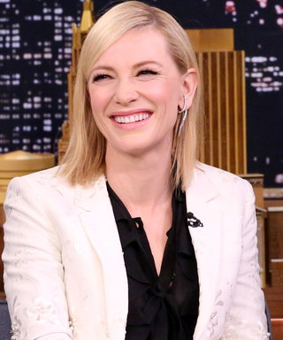 "Cate Blanchett Shows Off Her Range in the Most ""Emotional Interview"""