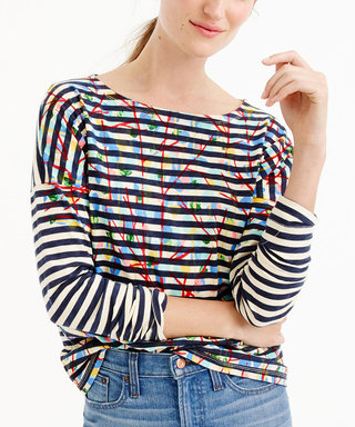 Art Enthusiasts Will Love J.Crew's New Collab for Spring