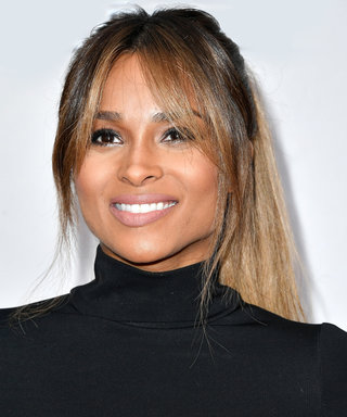 Pregnant Ciara Tackles Towering Platforms Like a Boss