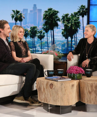 "Dax Shepard Was Kristen Bell's ""Wingman"" to Chat Up Her Celeb Crush"