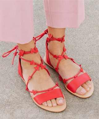 You'll Fall in Love with Loeffler Randall's New 'Heartla' Sandals