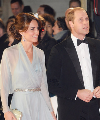 Prince William & Kate Middleton Are Going to the 2017 BAFTAs