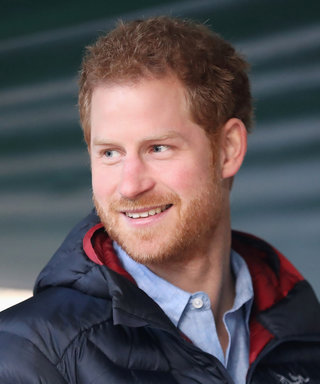 Prince Harry Recreated This Photo Princess Diana Took in 1995