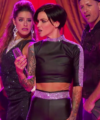 Milla Jovovich and Ruby Rose's Lip Sync Battle May Be the Fiercest Yet