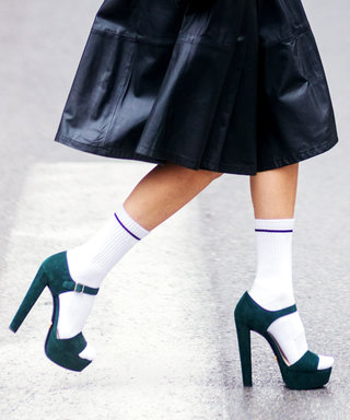 7 Chic Sock-and-Sandal Pairings You Have to Try