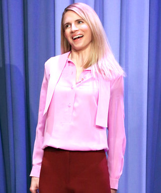 How to Dress for Valentine's Day, According to Brit Marling