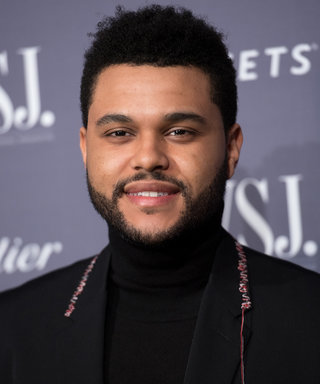 The Weeknd Instagrams Himself with Adorable Newborn