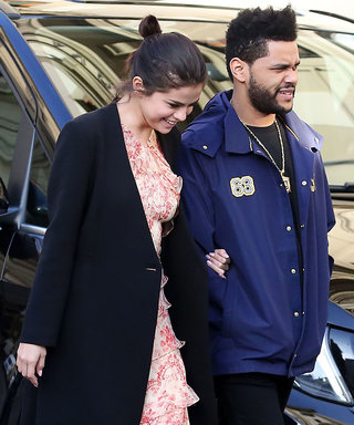 Selena Gomez and The Weeknd Share Romantic Date in Florence
