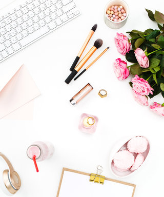How to Chic Up Your Desk Like a French Boss Lady