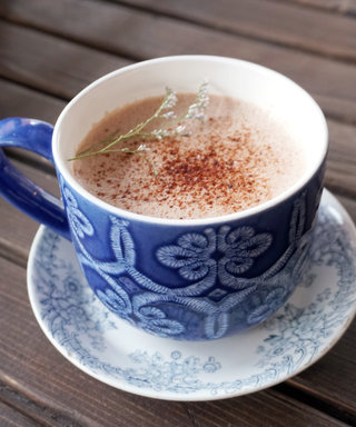 This Boozy Hot Chocolate Recipe Will Cure Your Winter Woes