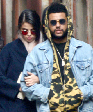 Selena Gomez and The Weeknd Take a Romantic Boat Ride Through Venice
