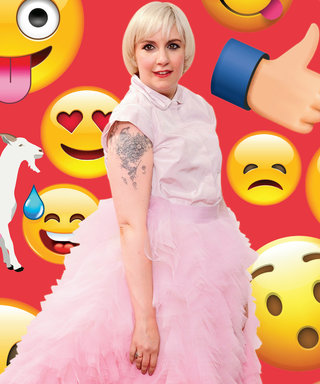 """Lena Dunham on Breaking the """"Rules"""" of Fashion"""