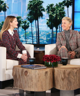 Drew Barrymore Plays a Dating Game, Swipes Left on Brad Pitt