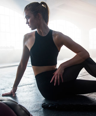 Karlie Kloss Breaks a Serious Sweat in This New Adidas Ad